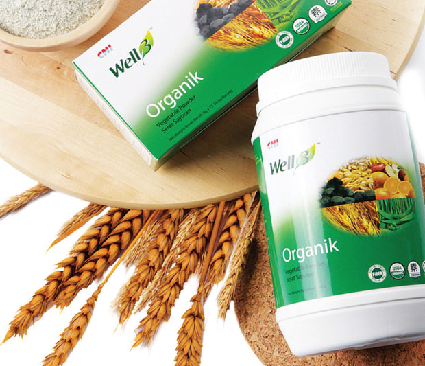 Organik Vegetable Powder